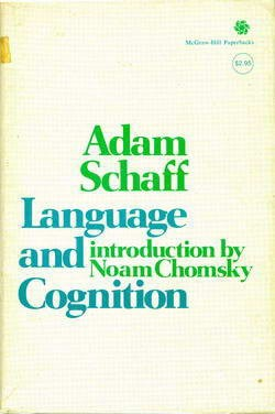 Language and Cognition - Introduction by Norman Chomsky