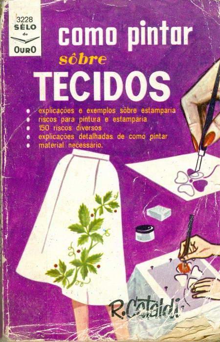 Como Pintar Sobre Tecidos