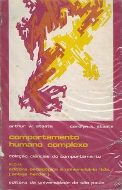 Comportamento Humano Complexo