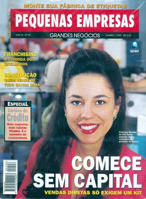 Pequenas Empresas Grandes Negócios - Edição 96 - Janeiro 1997