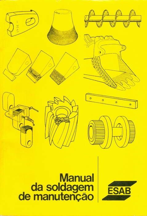 Manual de Soldagem de Manutenção
