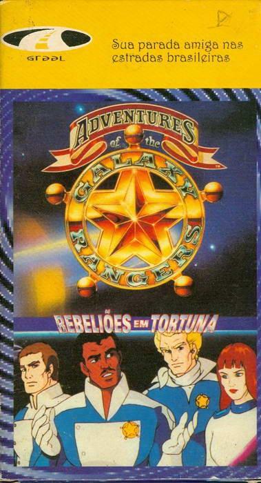 Adventures Of The Galaxy Rangers - Rebeliões em Tortuna
