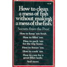 How to Clean a Mess of Fish Without Making a Mess of the Fish - Secrets from the Pros.