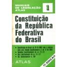 Constituição da República Federativa do Brasil - Manual de Legislação - 1