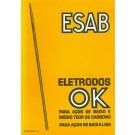 Eletrodos OK - Para Aços de Baixo e Médio Teor de Carbono - Para Aços de Baixa Liga