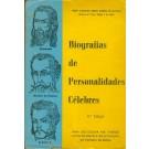 Biografias de Personalidades Célebres