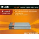Roteador (Switch) D-Link DES-1008D