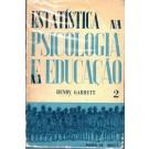 Estatística na Psicologia e na Educação - Volume 2