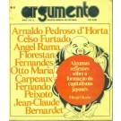 Argumento - Ano 1 - Nº 3 - Revista Mensal de Cultura