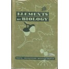 Elements of Biology