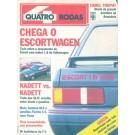 Quatro Rodas - Edição 346 - Maio 1989