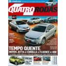 Quatro Rodas - Edição 616 - Abril 2011