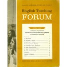 English Teaching Forum - Volume VII - September-October 1969