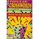 Popular Crosswords - Puzzle Fun For Everyone