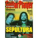 Guitar Player - Metal com Ginga Brasileira - Sepultura