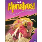 Mini Monstros! Mariposa-Elefante