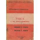 Problemas e Exercícios - Física - 1º Volume - Óptica Geométrica