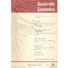 Desarrollo Económico - Volume 07 - N° 28