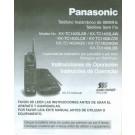 Telefone Sem Fio - Panasonic - 900 MHz