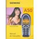 Telefone Celular Siemens - A50