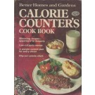 Calorie Counter's Cook Book - Better Homes and Gardens