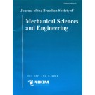 Journal of The Brazilian Society of Mechanical Sciences and Engineering - Volume XXVI - Nº 1 - 2004