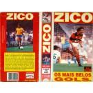 Zico - Os Mais Belos Gols